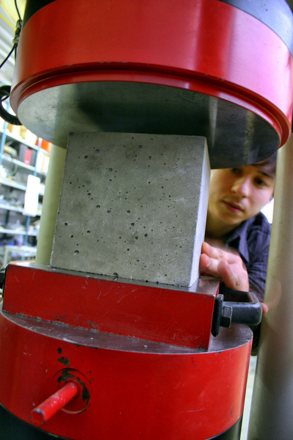 Concrete Component And Method Tests