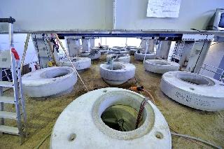 IKT's product test manhole renovation