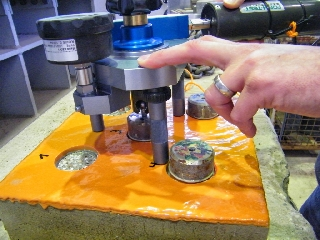 Tensile adhesion and pull-off tests