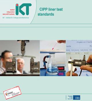CIPP liner test standards