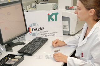 IKT's test centre for building products in Gelsenkirchen as been reaccredited.