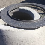 IKT-tested: Adapter Ring Makes old Manholes HGV-proof