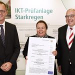 New heavy rain testing facility: Environment Minister hands over funding decision for more than 9 million Euro