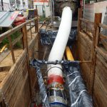 Lining of Pressure Sewers: Evaluating One of the New Frontiers of Trenchless Technology